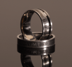 The ring 1. - Bloodring, the ring of eternal happiness bloodring, the eternal embrace, the ring of eternal happiness, engagement ring, wedding ring, ring, golden ring, silver ring, custom made ring