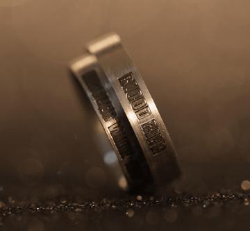 4. - Bloodring, prstan večne sreče krvni obroč, večni objem, prstan večne sreče, zaročni prstan, poročni prstan, prstan, zlati prstan, srebrni prstan, prstan po meri