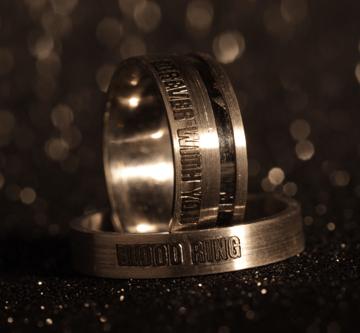 6. - Bloodring, prstan večne sreče krvni obroč, večni objem, prstan večne sreče, zaročni prstan, poročni prstan, prstan, zlati prstan, srebrni prstan, prstan po meri
