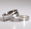 The ring 7. - Bloodring, the ring of eternal happiness bloodring, the eternal embrace, the ring of eternal happiness, engagement ring, wedding ring, ring, golden ring, silver ring, custom made ring