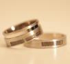 The ring 8. - Bloodring, the ring of eternal happiness bloodring, the eternal embrace, the ring of eternal happiness, engagement ring, wedding ring, ring, golden ring, silver ring, custom made ring