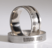 The ring 9. - Bloodring, the ring of eternal happiness bloodring, the eternal embrace, the ring of eternal happiness, engagement ring, wedding ring, ring, golden ring, silver ring, custom made ring